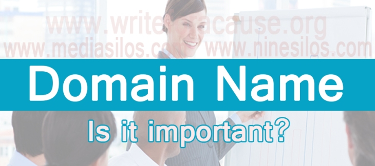 is-domain-name-important