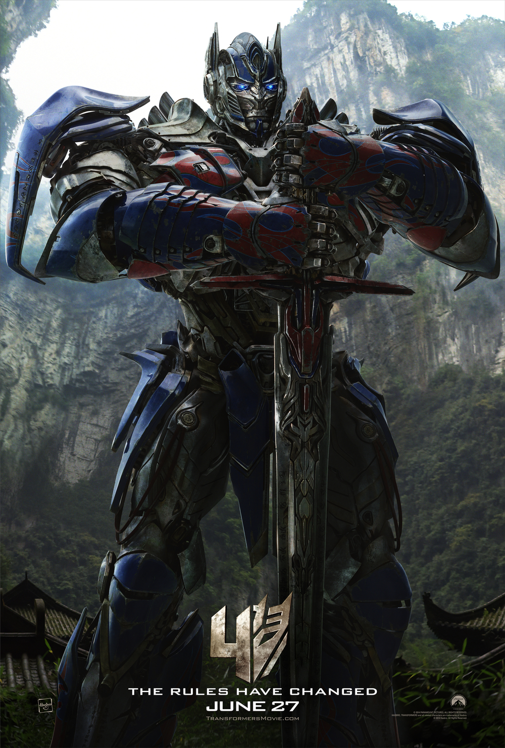Transformers! Age of Extinction: Review and Pictures ...